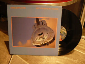 DIRE STRAITS BROTHERS IN ARMS ( VINYLE DISQUE )LP