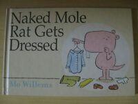 Livres Naked Mole Rat Gets Dressed, Gentle Little Lion, Barbie