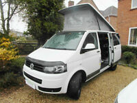 VW T5 Camper King Black Edition - 2015 - Professional Conversion