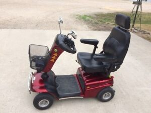 Shoprider Explorer 4 wheel scooter for sale