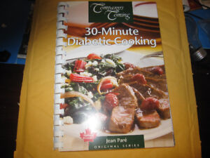 30-MINUTE DIABETIC COOKING by Jean Pare