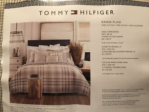 "New ""Tommy Hilfiger"" King"