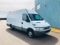 IVECO DAILY 35C18 LWB HI ROOF 2005(05)REG**TWIN REAR AXLE**