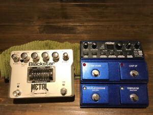 Blackstar HT-Metal Distortion TUBE driven pedal