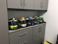 AGV GP-Tech Helmet GP Tech Helmets Limited Edition Valentino Rossi Helmets VR46 * BRAND NEW *