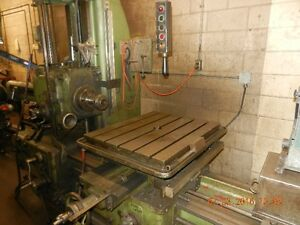 Horizontal boring mill for sale Kitchener / Waterloo Kitchener Area image 2