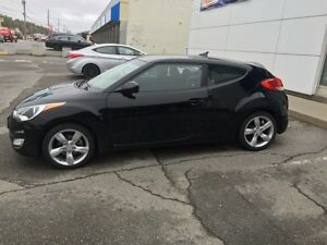 2012 Hyundai Veloster With Warranty till 2021