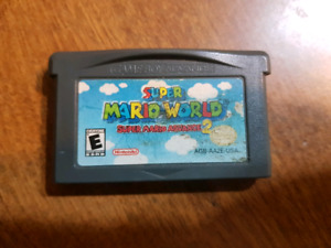 Super Mario World GBA and Game & Watch Gallery 2 GBC