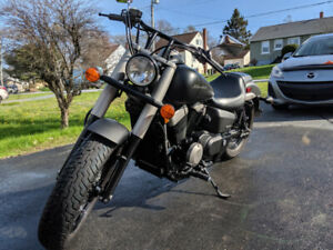 2012 Honda Shadow Phantom 750cc