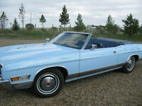 For Sale 1972 Ford LTD Convertible