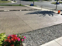 CONCRETE-DRIVEWAYS, WALKWAYS, PATIOS, AND FOUNDATIONS