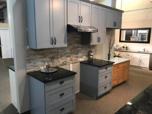 Factory Outlet! Solid wood cabinets on sale!!