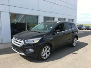 2017 Ford Escape Titanium  FINANCING FROM 4.99% APR!! OAC.