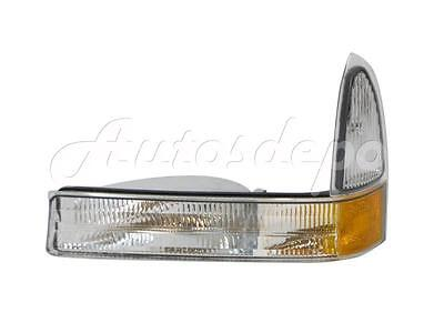 For 2002-04 Ford Super Duty / 00-04 Excursion Park/Signal Light (Amber/Clean) Lh