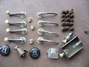 1950's-1960's Volkswagen Door Handles & window Cranks