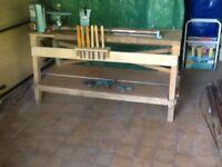 Clarke woodworker lathe