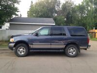 1999 Ford Expedition XLT SUV, Crossover