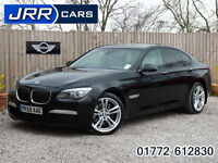 BMW 740 by JRR Cars Ltd, Longton, Preston, Lancashire