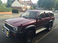 Toyota Hilux Surf 3.0 4x4