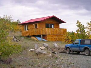 Cabin for Rent - Haines Jct