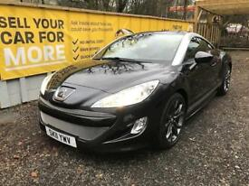 Peugeot Rcz Thp Gt Coupe 1.6 Manual Petrol