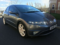 Honda Civic 1.8 I-VTEC SPORT (grey) 2006