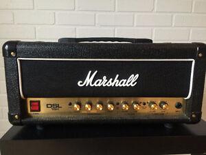 Marshall DSL 15H AMP