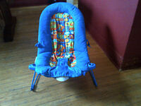 Kids II Bouncy Chair with Mobile and Vibration