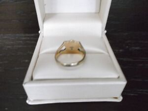 Vintage 1851-1922 SCITS 10K SOLID Gold School Ring (Appraised) Sarnia Sarnia Area image 3