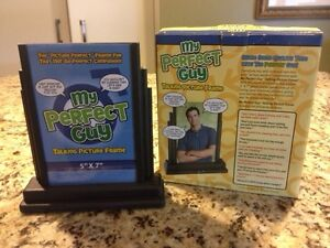 """Talking picture frame called:  """"My Perfect Guy!"""" Windsor Region Ontario image 1"""