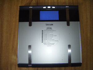 Taylor Body Analyzer Scale for sale