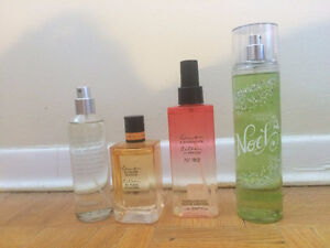 Bath and Body Works Perfumes and Sprays