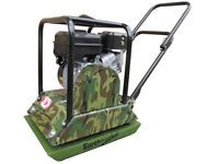 PLATE COMPACTOR - NEW