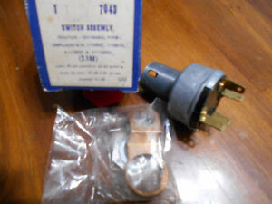 EARLY 60'S GM/CHEV IGNITION SWITCH