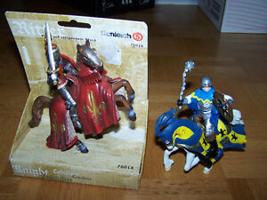 The World of Knights - Schleich Figures