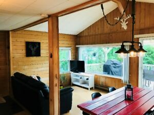 Location chalet en Mauricie