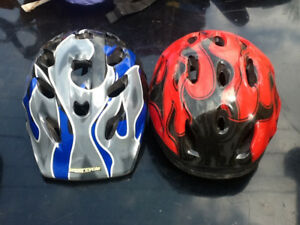 Toddler helmets