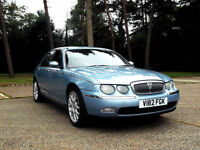 ROVER 75 2.0 CDT 1950cc CLUB TURBO DIESEL MANUAL BLUE PX SWAP