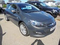 Vauxhall/Opel Astra 1.7CDTi 16v ( 110ps ) 2013MY Active
