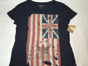Ralph Lauren Denim & Supply NEW WITH TAGS T Shirts Medium and XL