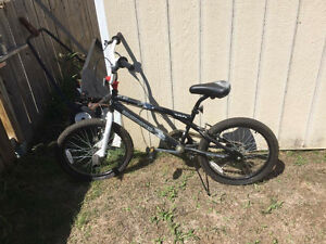 Black bike for sale
