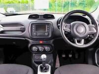 2015 Jeep Renegade 1.6 E-torQ Longitude 5dr 4x4 Petrol Manual