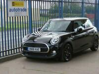 2018 18 MINI HATCH COOPER 1.5 COOPER 3D 134 BHP