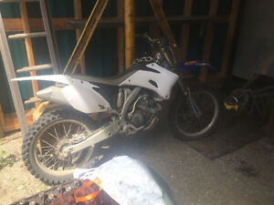 07 yz250f PRICED TO SELL