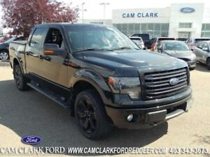 2014 Ford F-150 FX4  FX4 Appearance Moonroof Navigation