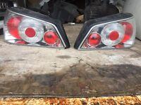 Peugeot 306 xenon tail lights