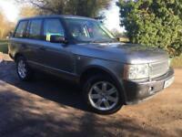 Land Rover Range Rover 3.6TD V8 Vogue AUTOMATIC