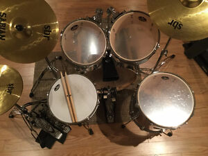 Batterie/Drum Pearl Vision Birch