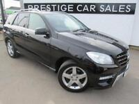 2014 Mercedes-Benz M Class 3.0 ML350 CDI BlueTEC AMG Sport 7G-Tronic Plus 5dr Di