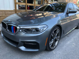 2017 BMW 540i M PACKAGE- Transfert de Bail.